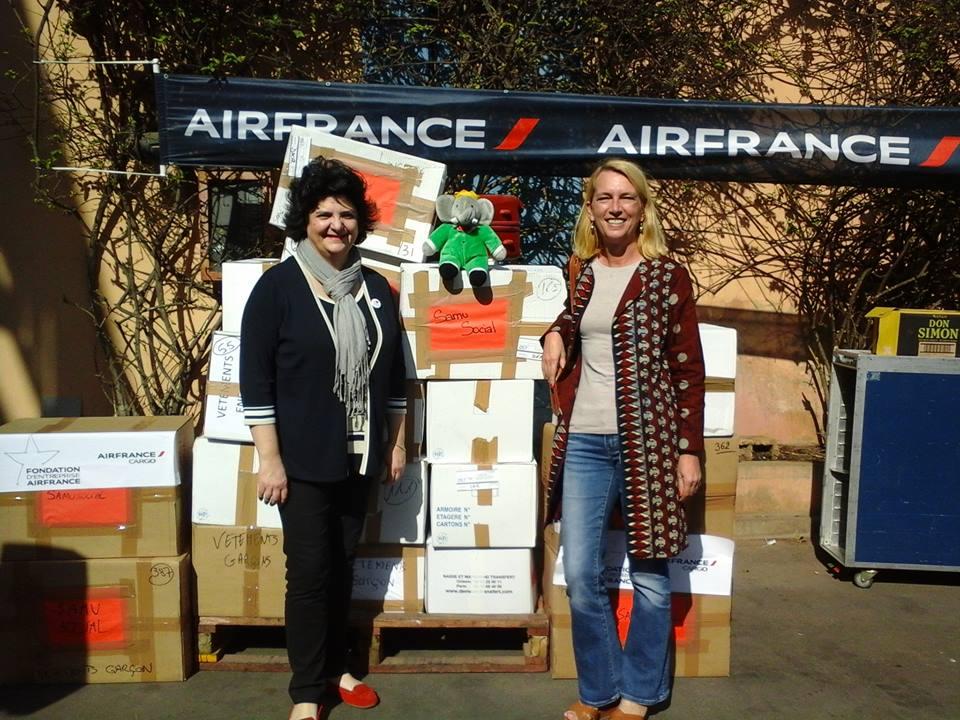 Fondation Air France à Dakar